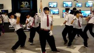 Sony Walkman Dance Battle - MALAYSIA