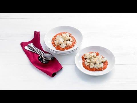 Gnocchi met hazelnoten in tomatensaus – Allerhande