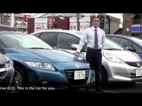 LeaseJapan introduces the Honda CR-Z