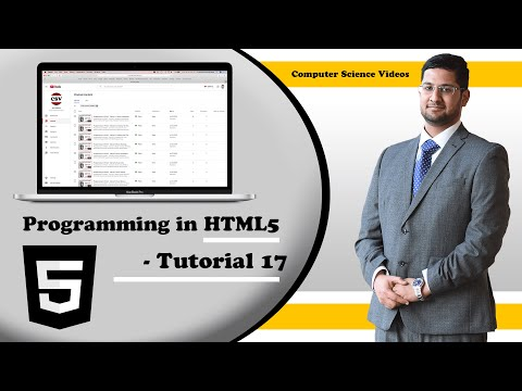 Programming In HTML5 - Tutorial 17   HTML Comments thumbnail