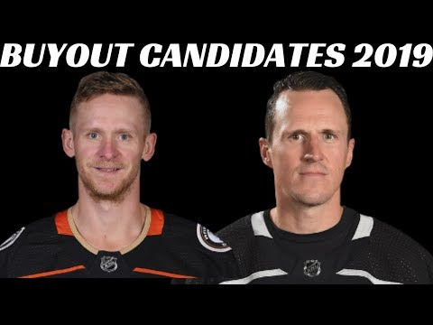Top 10 NHL Buyout Candidates 2019 - NHL Buyouts Explained