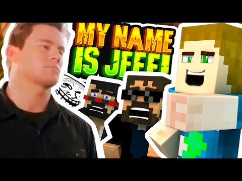 MY NAME JEFF TROLL!! - Troll Craft - Видео из Майнкрафт (Minecraft)