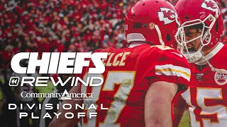 Divisional Playoff Win vs. Texans Recap | Chiefs Rewind