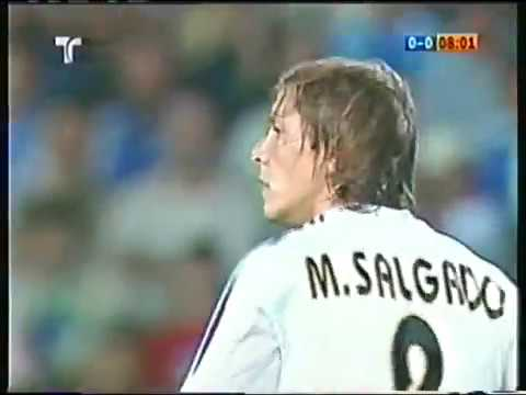 Español vs Real Madrid -La Liga 2004-Partido completo.