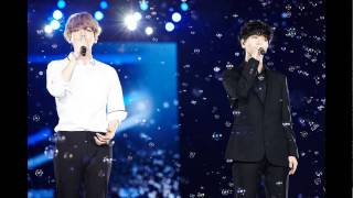 [mp3]150706 SMTOWN IV Special Edition in Japan - Yesung&Baekhyun 夏の終わりのハーモニー
