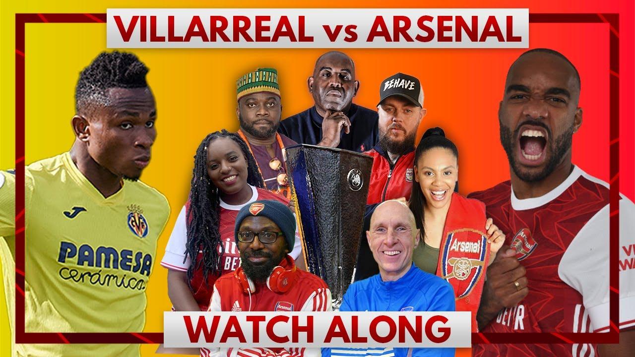 Villarreal vs. Arsenal free live stream (4/29/21): How to watch ...