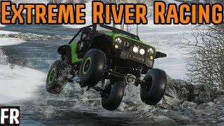 Forza Horizon 4 Challenge - Extreme River Racing