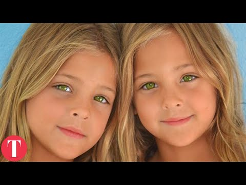 Download Youtube: The Most Beautiful Twins In The World