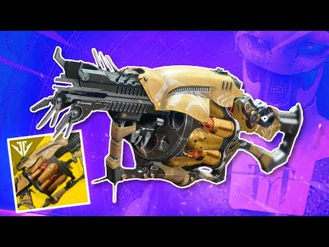 The NEW EXOTIC Raid Weapon, ANARCHY! | Destiny 2 thumbnail