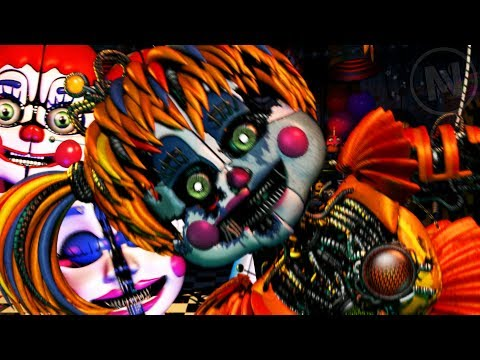 All Baby/Scrap Baby/Ballora Quotes/Voice Lines (Five Nights At Freddy's Ultimate Custom Night)