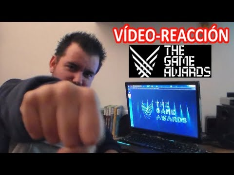 GAME AWARDS 2017 -- VÍDEO-REACCIÓN!! (trailer de Bayonetta 3, Witchfire y Death Stranding) - Español