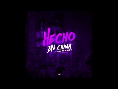 HECHO EN CHINA ~~ Lefty Ruggiero X Jr.Michel