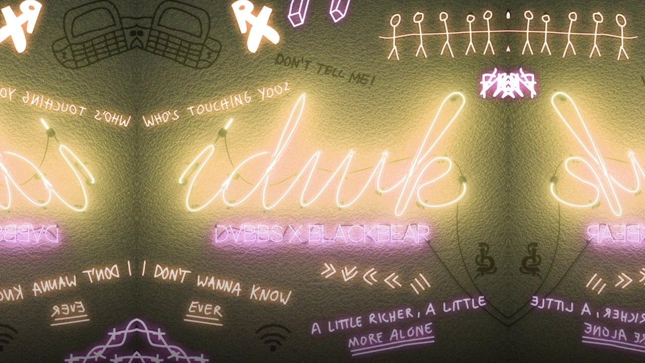 DVBBS & Blackbear — IDWK (Riggi & Piros Remix) [Ultra Music]