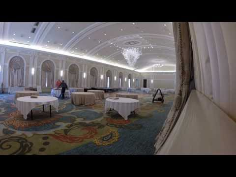 Tampa Wedding Planner - Tracie Domino Events - Vinoy Set Up
