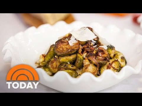 Make Brussels Sprouts 2 Ways To Complement Your Thanksgiving Feast | TODAY