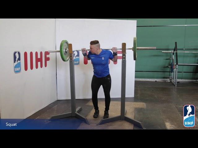 Styrketræning: Squat