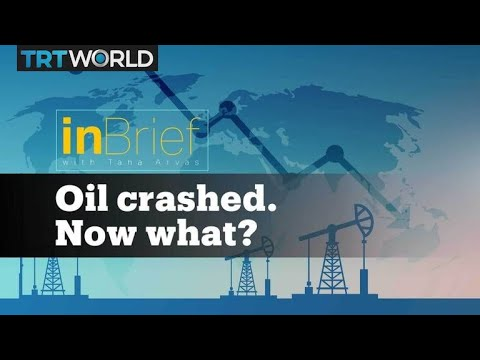 In Brief, Episode 3: Oil prices crashed to historic lows. Here's why you should be paying attention