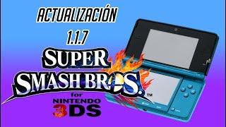 Update Smash 3ds 1.1.7 + Crap