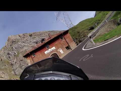 Stelvio KTM 390 Duke