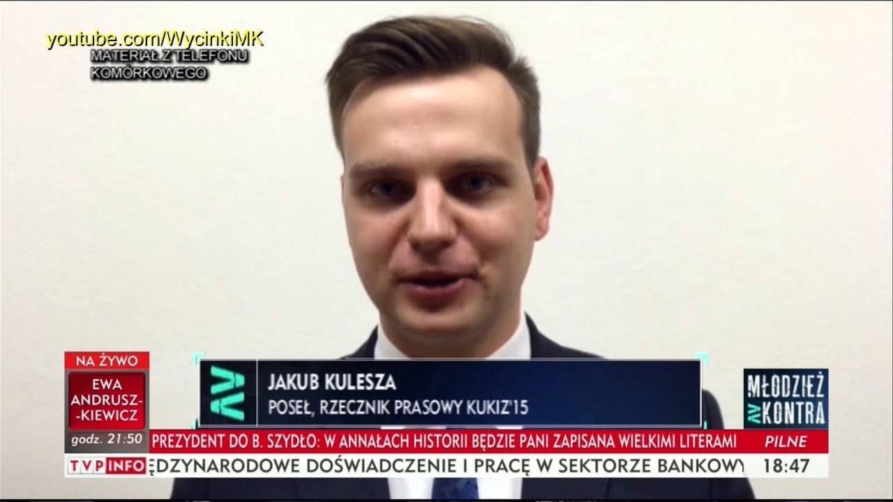 Młodzież kontra 621: Jakub Kulesza (Kukiz'15) vs Ryszard Czarnecki (PiS) 09.12.2017