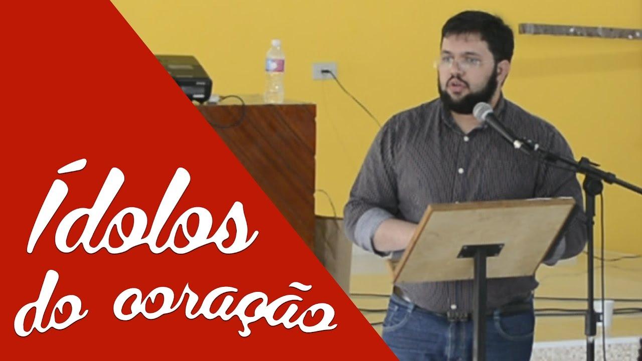 ÍDOLOS DO CORAÇÃO (2/2) | Jonatas Miranda