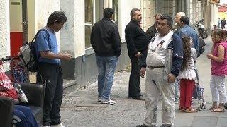 Einwanderer: Der lukrative Trick mit der Gewerbeanmeldung