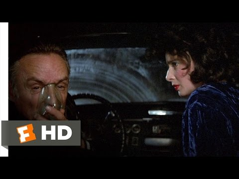 Blue Velvet (10/11) Movie CLIP - Don't You Look at Me! (1986) HD