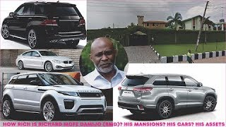 How Rich is Richard Mofe Damijo RMD  All RMDs Mansions Cars Luxuries  Assets