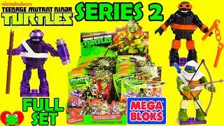 Teenage Mutant Ninja Turtles Mega Bloks Blind Bags Series 2