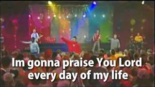 Hillsong Kids - Get Up And Dance [w/Lyrics]