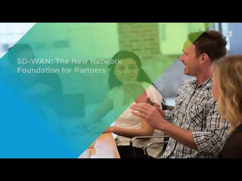 Leveraging VMware SD-WAN by VeloCloud to Drive Growth for Partners