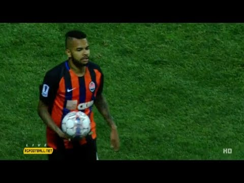 Dentinho vs Dynamo Kiev HD 720p (15/07/2017)