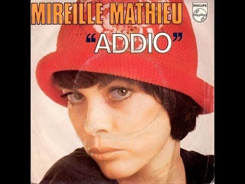 Mireille Mathieu Addio (1975)
