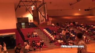 Memphis Melrose 2015 Ladarius Chester Catches a Crazy Alley-oop