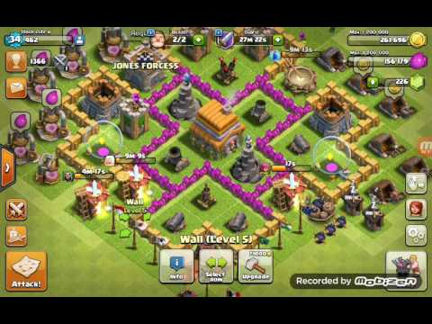 Base Coc Th 6 Max Terkuat 10
