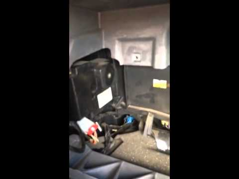 2000 Cadillac Dhs A C And Heater Actuator Youtube