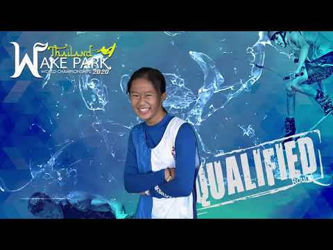 Lalada Liew - Amateur Women Wakeboard