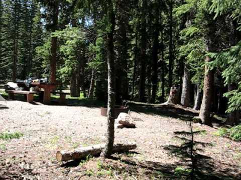 Trujillo Meadows Campground, San Juan NF, Colorado
