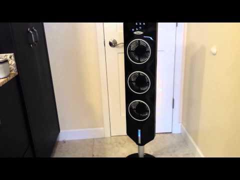 Ozeri 3x Tower Fan Passive Noise Reduction Technology #PostreviewonAmazonandblog