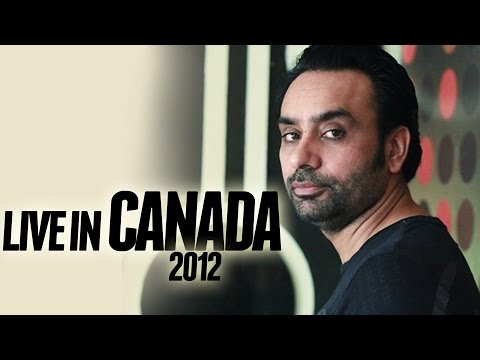 Babbu Maan - Live in Canada 2012 - [Coming Soon]