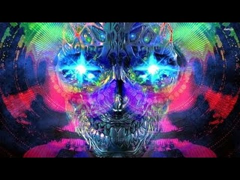Psychedelic Trance(Fractal Animation)hd