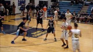 SC Boys Basketball 16-17: Marlboro-48 vs. CBA-33