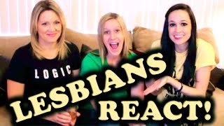 Lesbians React To EXTREME Homophobia!