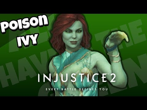 INJUSTICE 2 : POISON IVY : Kiss From A Rose