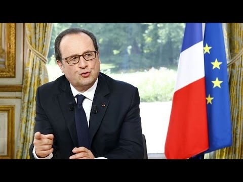 All France Under 'Islamist Terrorist Threat',  says French President