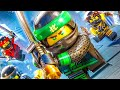 THE LEGO NINJAGO MOVIE All Movie Clips 2017