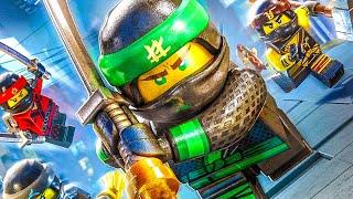 THE LEGO NINJAGO MOVIE All Trailer + Movie Clips (2017)