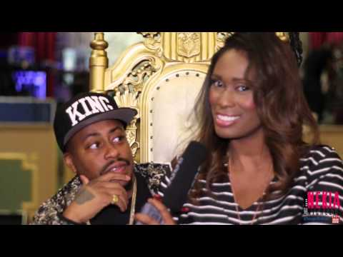 "Thumbnail image for 'Raheem DeVaughn ""The Love King"" Chats With Nekia Nichelle'"