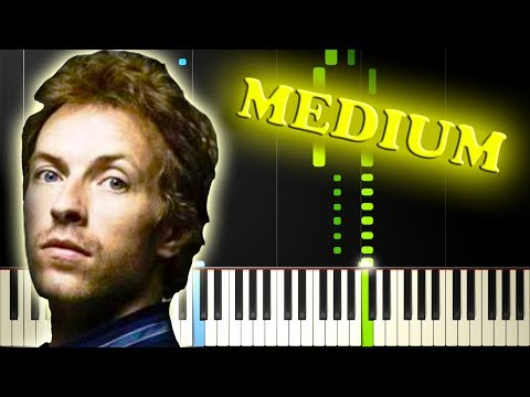 COLDPLAY - VIVA LA VIDA - Piano Tutorial
