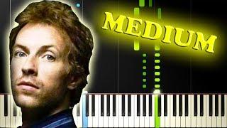 COLDPLAY - VIVA LA VIDA - Piano Tutorial